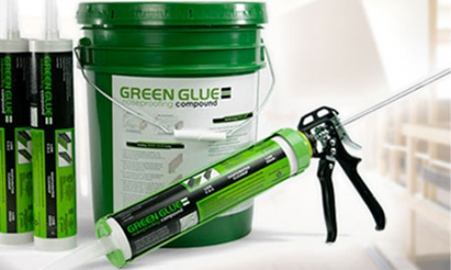 Green Glue Noiseproofing Compound